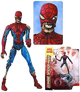 Best marvel select zombie spider man Reviews