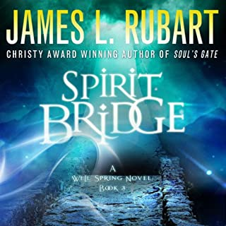 Spirit Bridge audiobook cover art