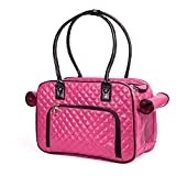 Betop House Faux Leather Dog Tote