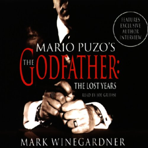 The Godfather audiobook cover art