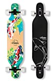 VOLADOR 42inch Freeride Longboard Complete Cruiser (Drop Through Deck...