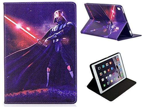 For Apple iPad Mini 1 2 3 4 5 Star Wars The Last Jedi Darth Vader Case Cover
