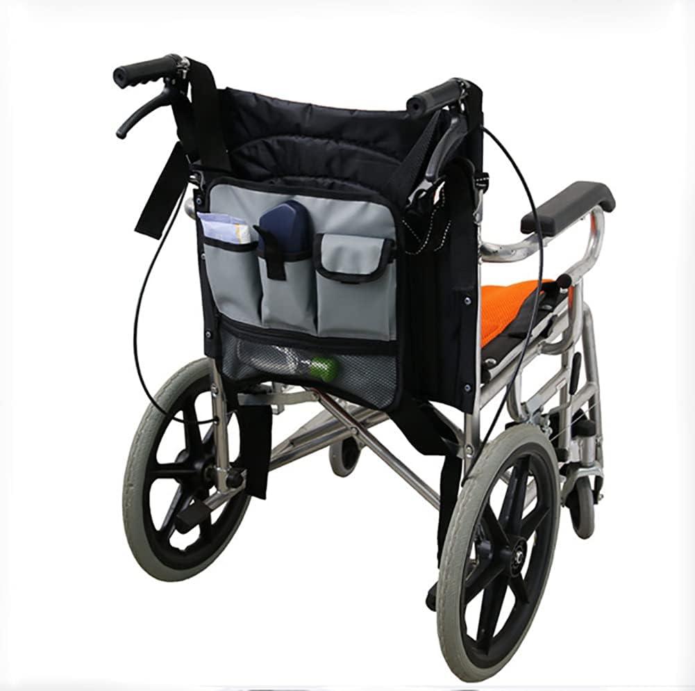 KTTR Folding Walker Bag Organizer Pouch Tote for Any Walker Styl