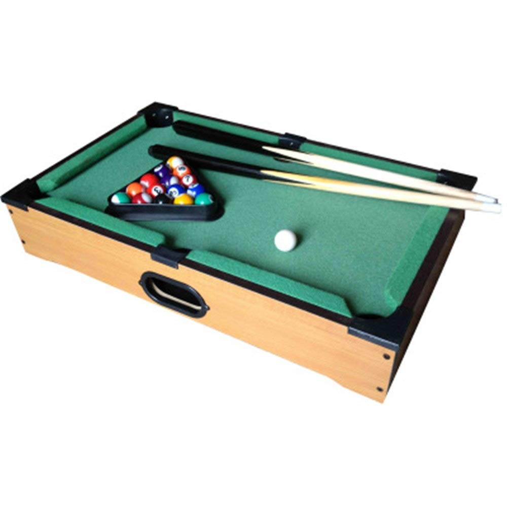 Mesa de juegos de interior estable Mini mesa de billar Mesa de ...