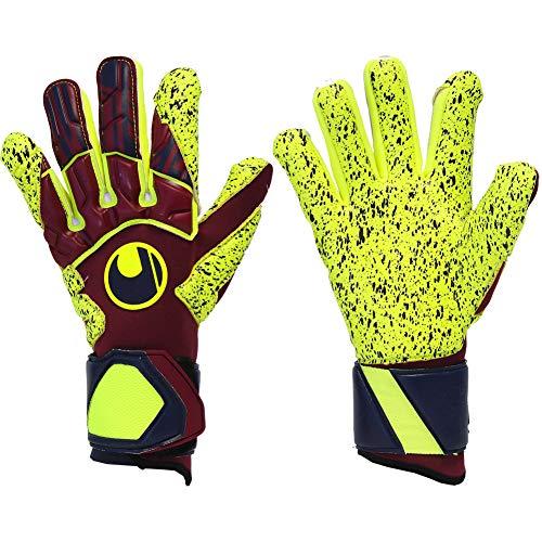 uhlsport Supergrip Hn SMU Junior #268 Goalkeeper Gloves Size...