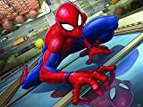 Prime 3D Puzzle lenticular Marvel Spiderman 500 Piezas, Multicolor