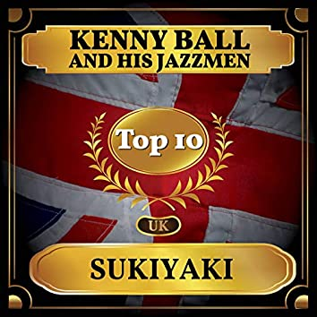 Sukiyaki (UK Chart Top 40 - No. 10)