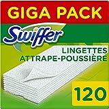 Swiffer Balai Poussière, Kit complet 1 Balai + 8 Lingettes Sèches + 3 Lingettes Humides
