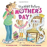 The Night Before Mother's Day by Natasha Wing(2010-03-18)
