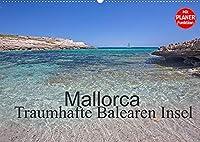 Mallorca - Traumhafte Balearen Insel (Wandkalender 2022 DIN A2 quer): Lassen Sie sich verzaubern von herrlichen Fotografien der huebschen spanischen Urlaubsinsel (Geburtstagskalender, 14 Seiten )