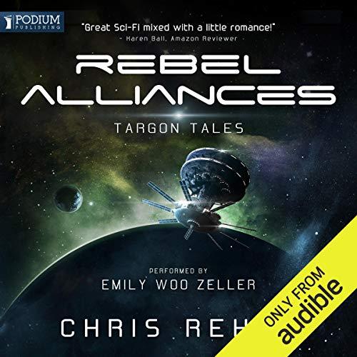 Rebel Alliances audiobook cover art