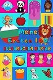 Meine ersten 100 Bulgarischen Wörter: Bulgarisch lernen für Kinder von 2 - 6 Jahren, Babys, Kindergarten | Bilderbuch : 100 schöne farbige Bilder mit Bulgarischen und Deutschen Wörtern