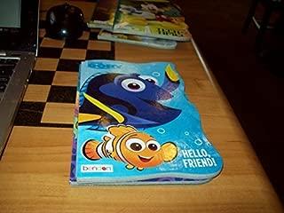 Disney Pixar Finding Dory Hello Friend!