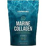 CORREXIKO Premium Marine Collagen Peptides - Wild Caught Fish from Canada (Not Farmed)