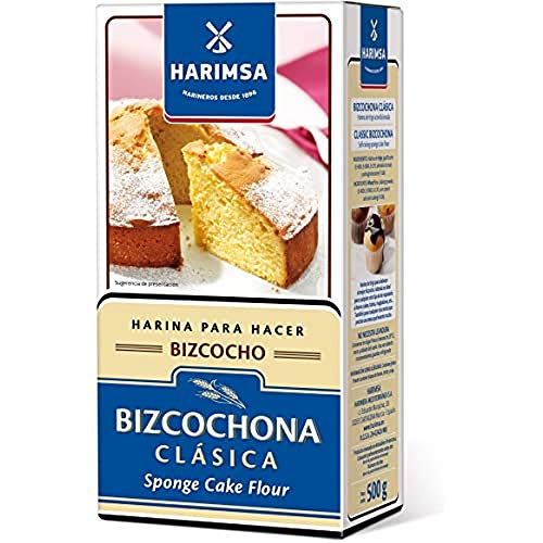 Harimsa Harina Bizcochona, Original, 500 Gramos