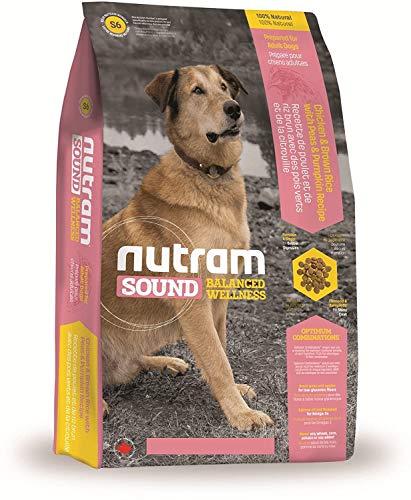 Nutram Dog Adult Chicken & Brown Rice With Peas & Pumpkin Recipe 2kg