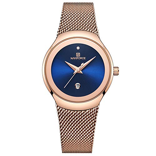 Women Fashion Analog Quartz Watch Casual...
