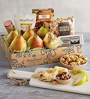 Harry & David Founder's Favorites Meat, Cheese, Sweets and Snacks Gift Box - Classic