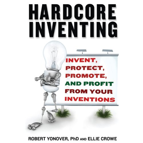 Hardcore Inventing cover art