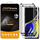 (2 Pack) Supershieldz for Samsung Galaxy Note 9 Tempered Glass...