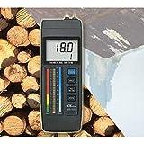 Baufeuchtemessgerät Feuchtemesser Holz Beton Estrich Ziegel MS-7003 F11