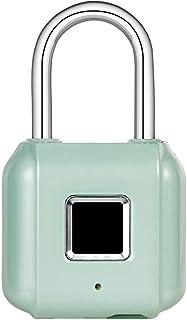 ECSWP WODEDAN Sac à Bagages de Porte d'empreinte Digitale Sac à Bagages Serrure sans clé USB Rechargeable antihebroptectur...