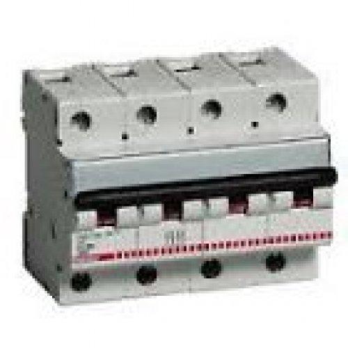 btdin1004P Interruptor magnetotérmico curva C–10KA–6Elementos–400V–(= 100A f84h/100
