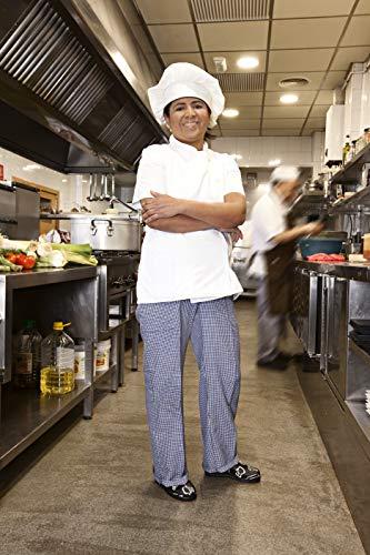 Dian, Health Care Professional Shoe Mujer, Blanco Pisa Estampado, 37 EU