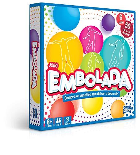 Jogo Embolada Toyster Brinquedos