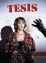 Tesis: Der Snuff Film - UNCUT - 4-Disc Limited Collector's Edition Nr. 09 (Blu-ray + DVD + Bonus DVD + Soundtrack CD) - Limitiertes Mediabook auf 666 Stück, Cover B [Alemania] [Blu-ray]