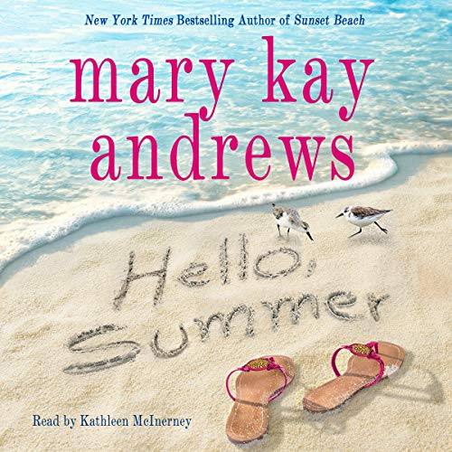Hello, Summer audiobook cover art