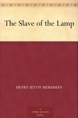 Couverture du livre The Slave of the Lamp (English Edition)