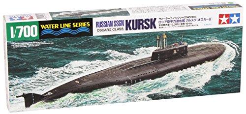 TAMIYA–31906–Modellbau–Boot–U-Boot Kursk