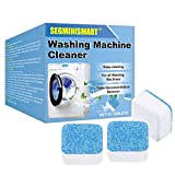 Washing Machine Cleaner,Effervescent Tablet Washer Cleaner,Solid Washing Machine Cleaner,Deep Cleaning for Bath Room