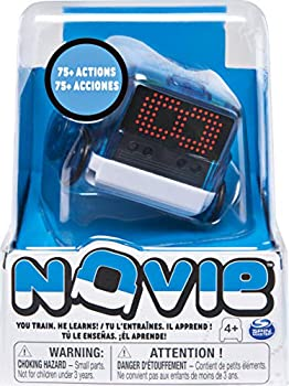 Novie Interactive Smart Robot With Over 75 Actions (Age 4+)