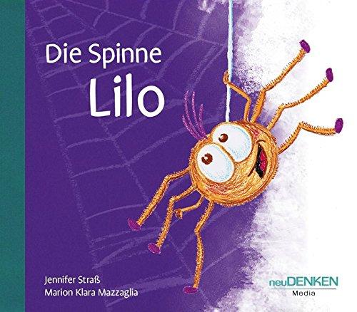 Kinderbuch Pappbilderbuch: Die Spinne Lilo
