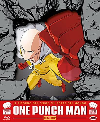 One Punch Man - Season 02 Limit.Edit. (Eps 01-12) ( Box 3 Br) [Italia] [Blu-ray]