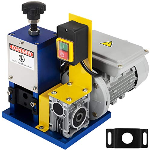 Happybuy Cable Wire Stripping Machine 1.5-25mm...