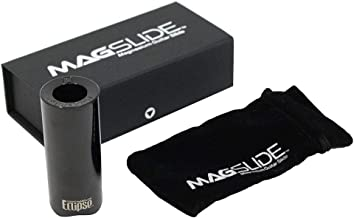 MagSlide Eclipse Black Chrome マグネシウム スライドバー