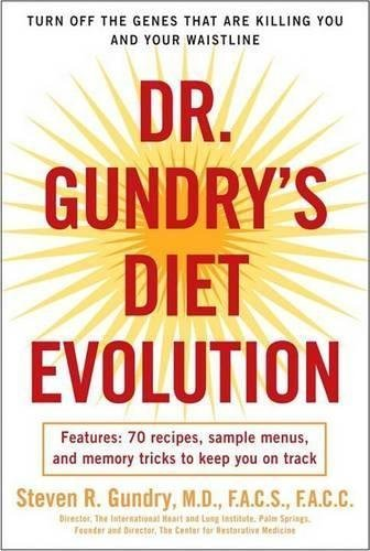 [By Steven R. Gundry] Dr. Gundry's Diet Evolution (Paperback)【2018】by Steven R. Gundry (Author) (Paperback)