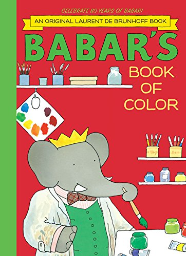 Babar\'s Book of Color