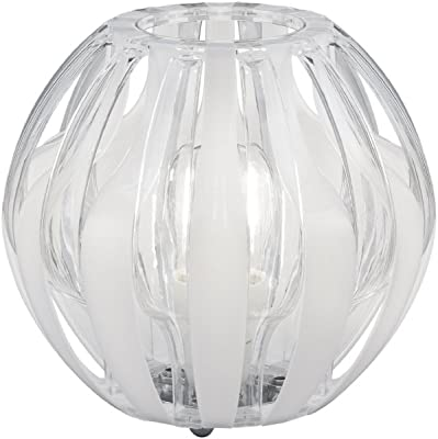 Trio Lighting 594010106 Touch Sfera Sobremesas pie G9, 28 W, Cromo, Lámpara de 13 x 15 cm: Amazon.es: Iluminación