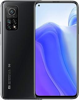 موبايل شاومي مي 10T بشريحتين اتصال، شاشة 6.67 بوصة، 128 جيجابايت، 8 جيجابايت رام، شبكة الجيل الخامس - اسود كوزميك