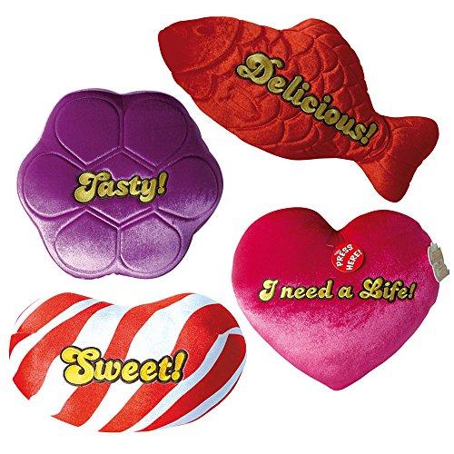 Jemini - 022823 - Peluche - Candy Crush - 35 Cm