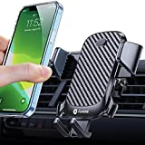 [Sturdiest & Easiest] andobil Phone Holder for Car Vent [Thick Case & Big Phones Friendly] Durable Universal Air Vent Car Phone Mount Compatible with Apple iPhone Android Smartphone and Cars Jeeps