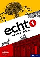 Echt 1 Teacher Handbook