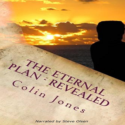 The Eternal Plan - Revealed audiobook cover art