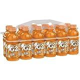 Gatorade G2 Orange Sports Drink - Orange Flavor - 12 fl oz - Bottle - 24/Carton