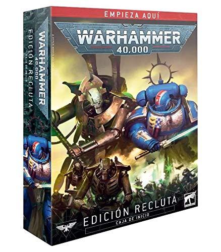 Warhammer 40.000 Edición Recluta Español