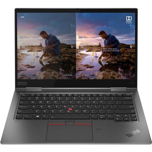 Lenovo ThinkPad X1 Yoga Gen 5 20UB001GUS 14' Touchscreen 2 in 1 Notebook - 4K UHD - 3840 x 2160 - Intel Core i7 (10th Gen) i7-10610U Quad-core (4 Core) 1.80 GHz - 16 GB RAM - 512 GB SSD - Iron Gray -